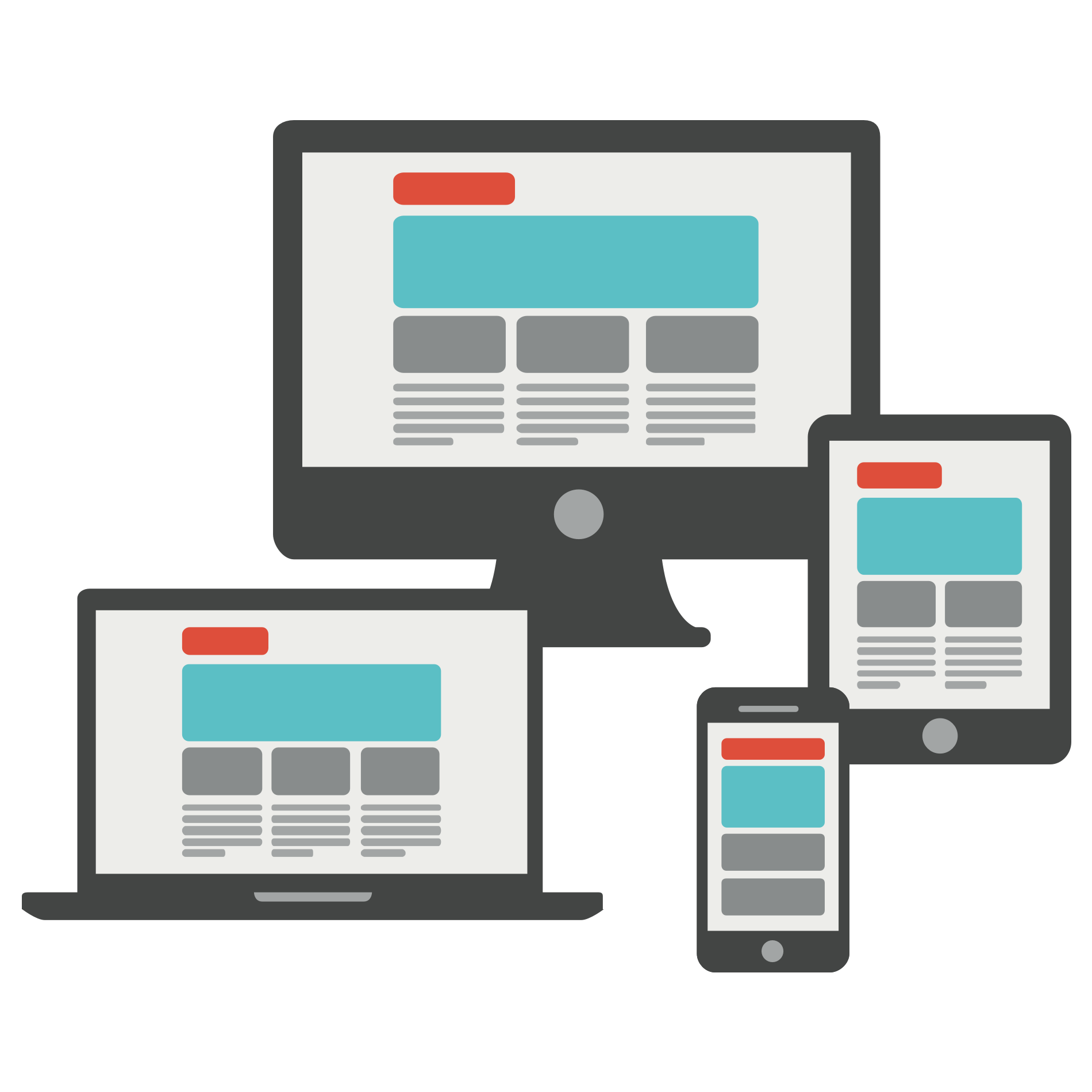 What is responsive web design - Responsive Web Design Test Clickfred