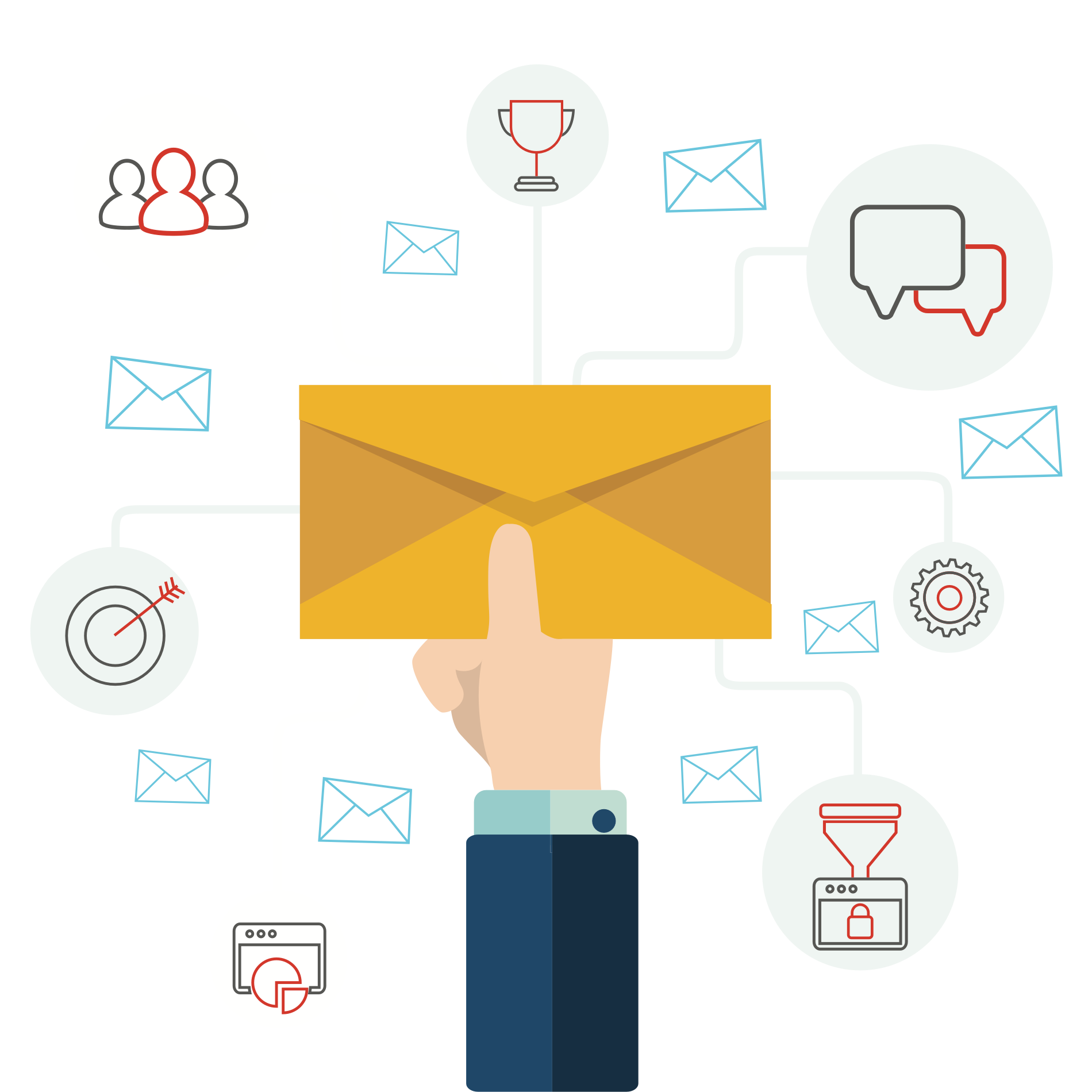 Content Marketing Services clickfred Marketing Agency