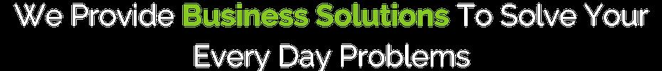 Digital Marketing Business Solutions