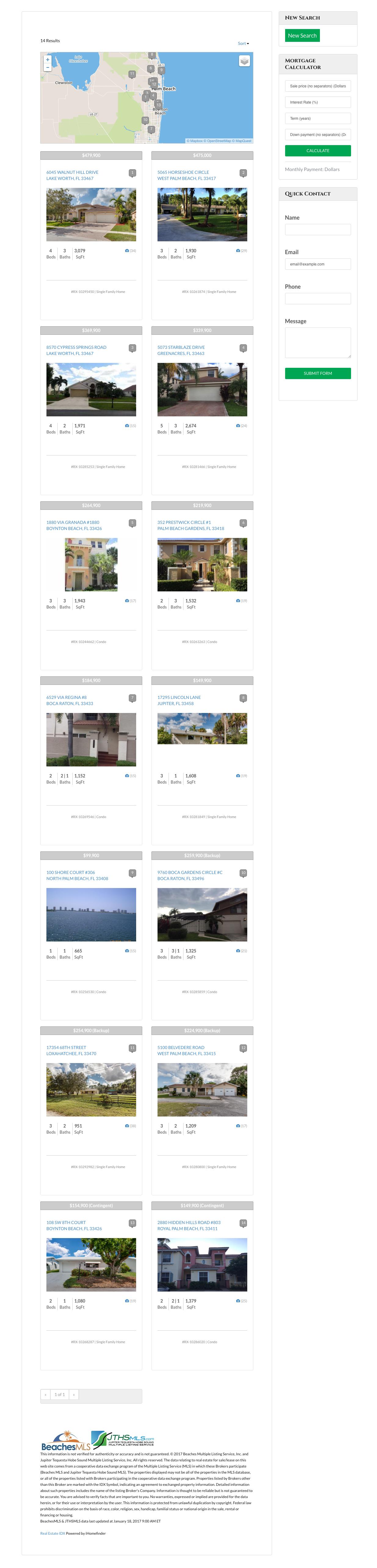 Real Estate Websites & Real Estate Lead Generation   ClickFred