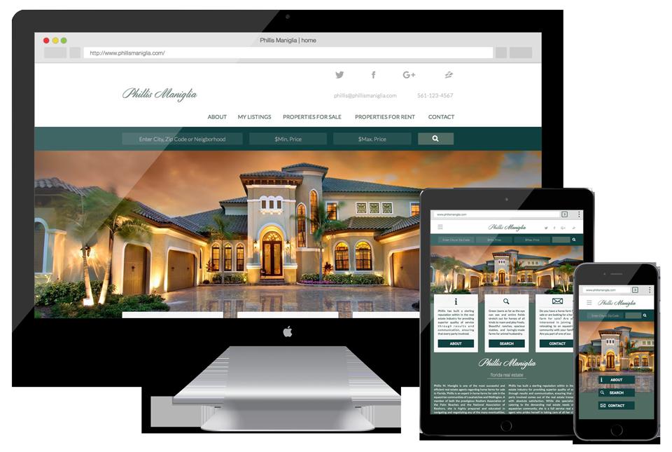 Real Estate Websites Real Estate Lead Generation Clickfred